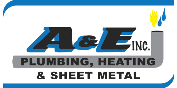 A & E Plumbing Heating & Sheetmetal